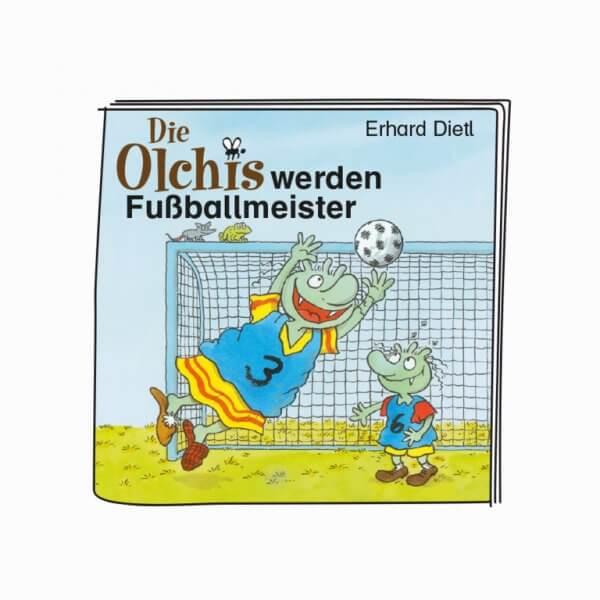 Booklet - Die Olchis werden Fussballmeister