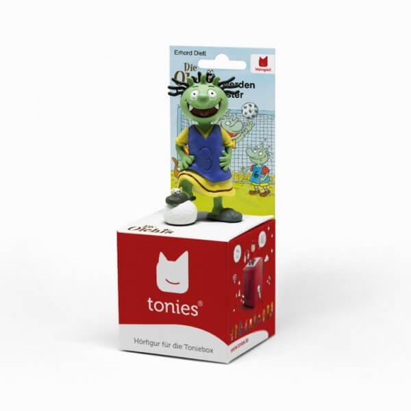 Verpackung - Tonies - Die Olchis werden Fussballmeister