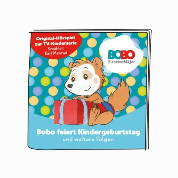 Booklet - Bobo feiert Geburtstag - Hörspielfigur