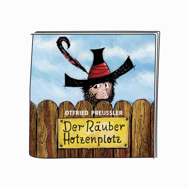 Booklet - Räuber Hotzenplotz, Folge 1