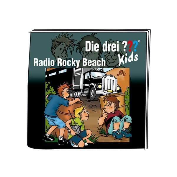 Die drei ??? Kids - Radio Rocky Beach