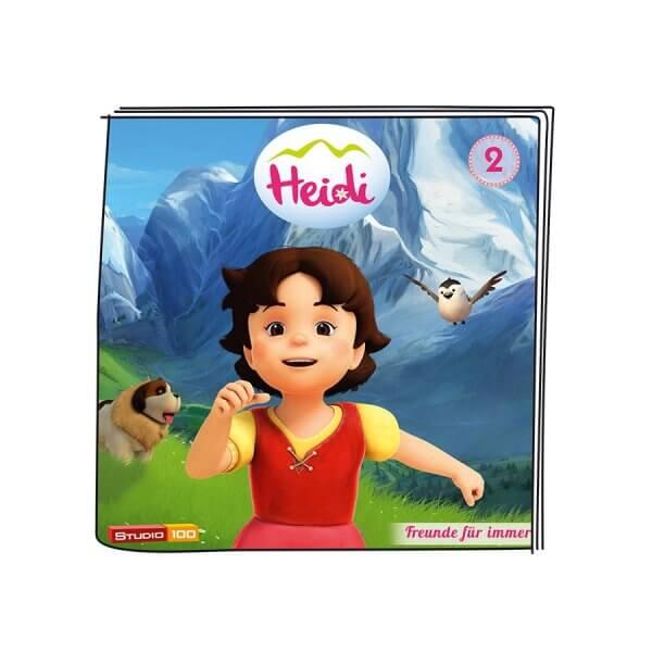 Booklet - Heidi - Freunde für immer