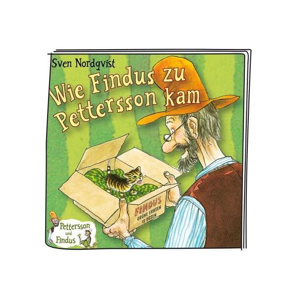 Tonies - Wie Findus zu Pettersson kam