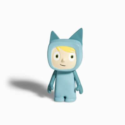 Tonies - Kreativ-Tonie blau Hörspielfigur