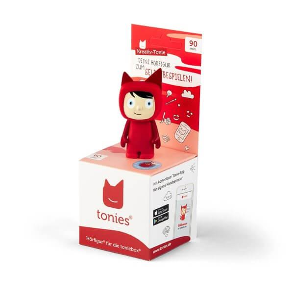 Tonies - Kreativ-Tonie rot Hörspielfigur