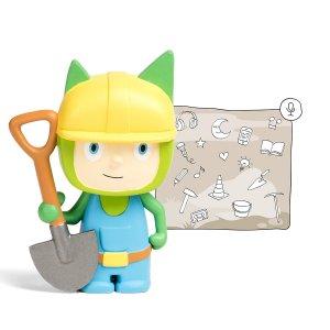 Tonies - Kreativ-Tonie Bauarbeiter