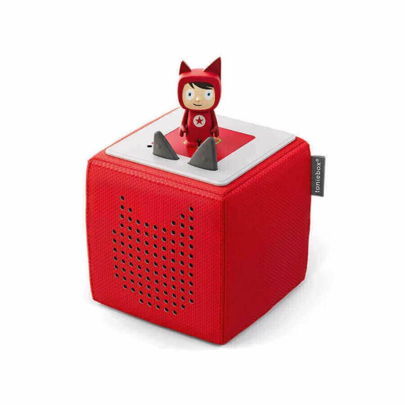 Toniebox Set rot - digitale Hörspiele