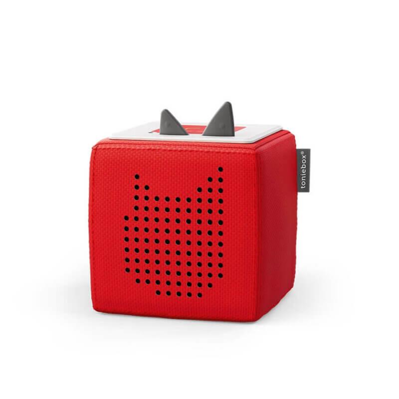 Toniebox Set rot - digitale HörspieleToniebox Set rot - digitale Hörspiele