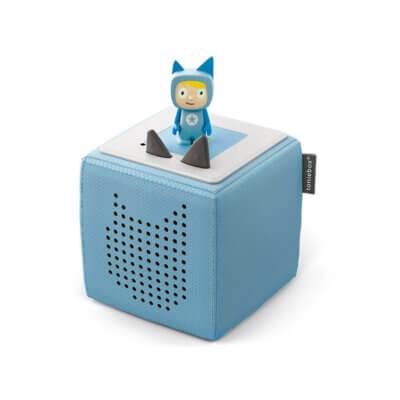 Toniebox Set blau - digitale Hörspiele