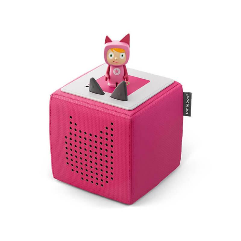 Toniebox Set pink - digitale Hörspiele