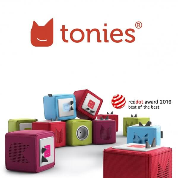 Toniebox Set in verschiedenen Farben - digitale Hörspiele