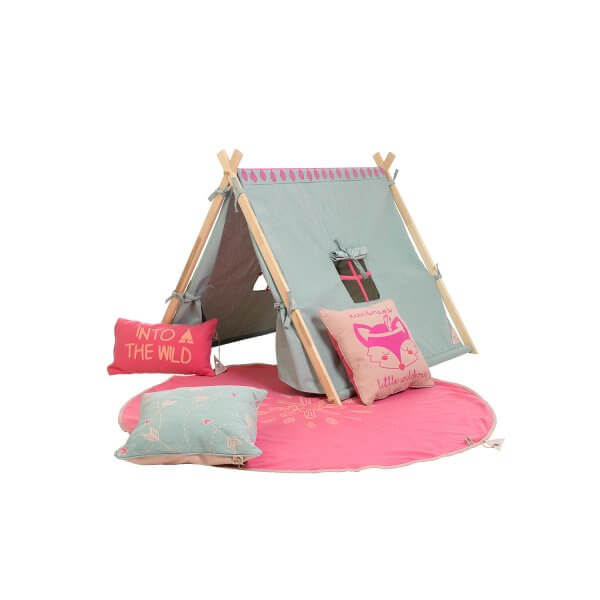 Lifetime Kissen Wild Child Ambiente
